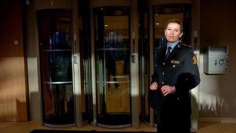 Anne-Catherine Gustafson er næringslivskontakt i Politidirektoratet. – Har man store verdier, må man være forberedt på at man er et attraktivt mål for kriminelle, sier hun.