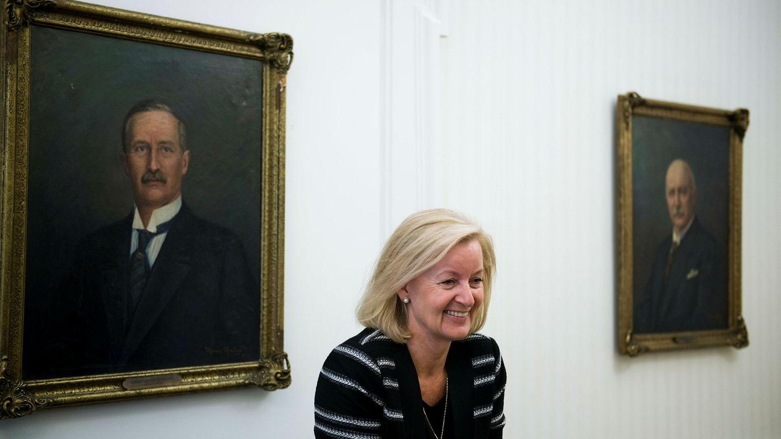 Børsdirektør og konsernsjef i Oslo Børs VPS, Bente A. Landsnes, går av i 2019 etter eget ønske.