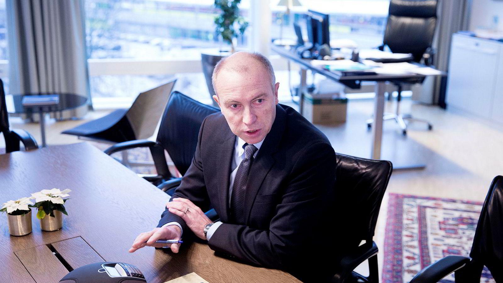 Statkraft-sjef Christian Rynning-Tønnesen mener Nasdaq ikke kan skylde på EUs regler.