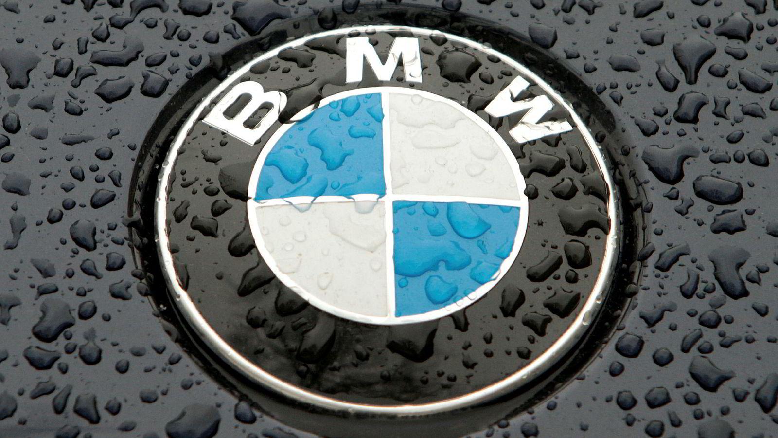 Tusentalls av BMW-biler må gjøre retrett.
