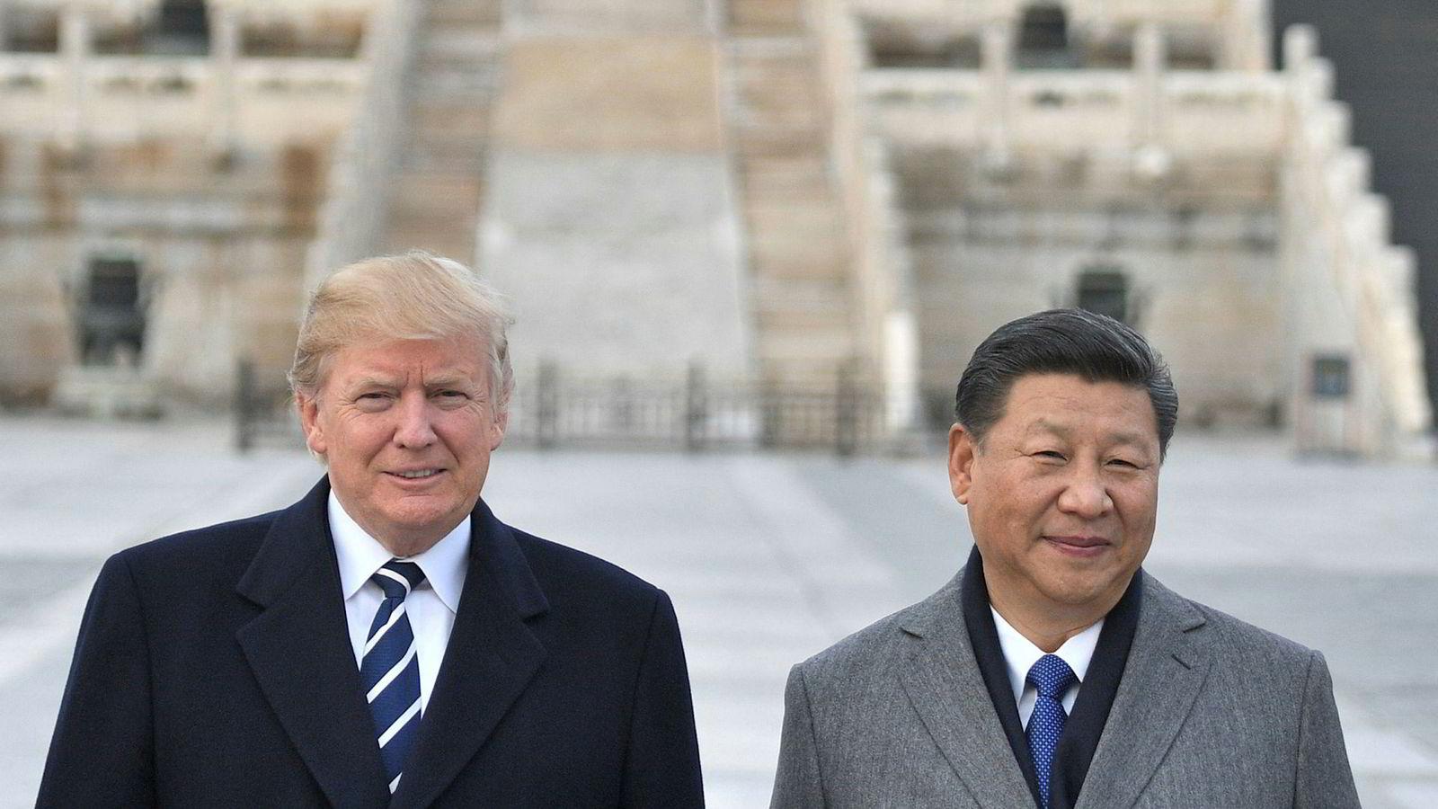 Møtet mellom USAs president Donald Trump og Kinas president Xi Jinping under G20-møtet i Buenos Aires er blitt ansett som svært avgjørende for verdensøkonomien.
