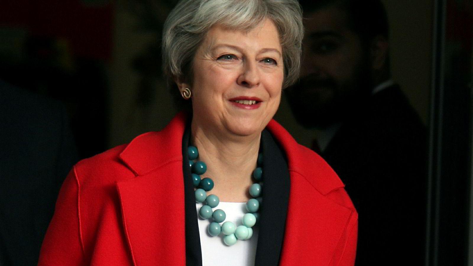 Storbritannias statsminister Theresa May håper Parlamentet vil stemme for skilsmisseavtalen hun har forhandlet fram med EU. Men motstanden mot avtalen er massiv.