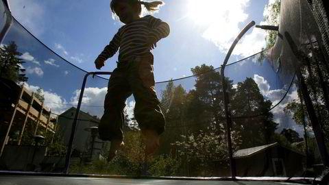 Private selskaper leverer en tredel av tjenestene Oslo kommune trenger innen barnevern.
