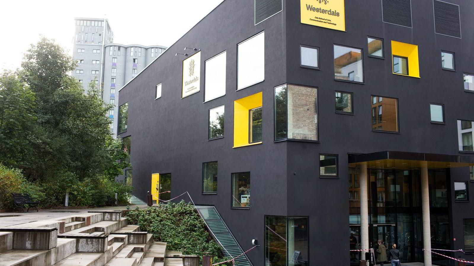 Reklame- og kommunikasjonsskolen Westerdals, Oslo.