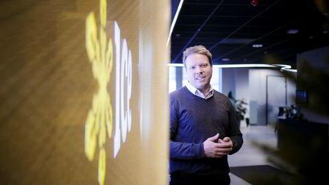 Ice-sjef Eivind Helgaker halverer prisen på selskapet og satser på å hente opptil 1,5 milliarder kroner i frisk kapital.