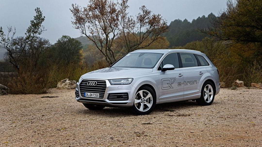 Audi Q7 e tron: Dette er den smarteste SUVen på markedet
