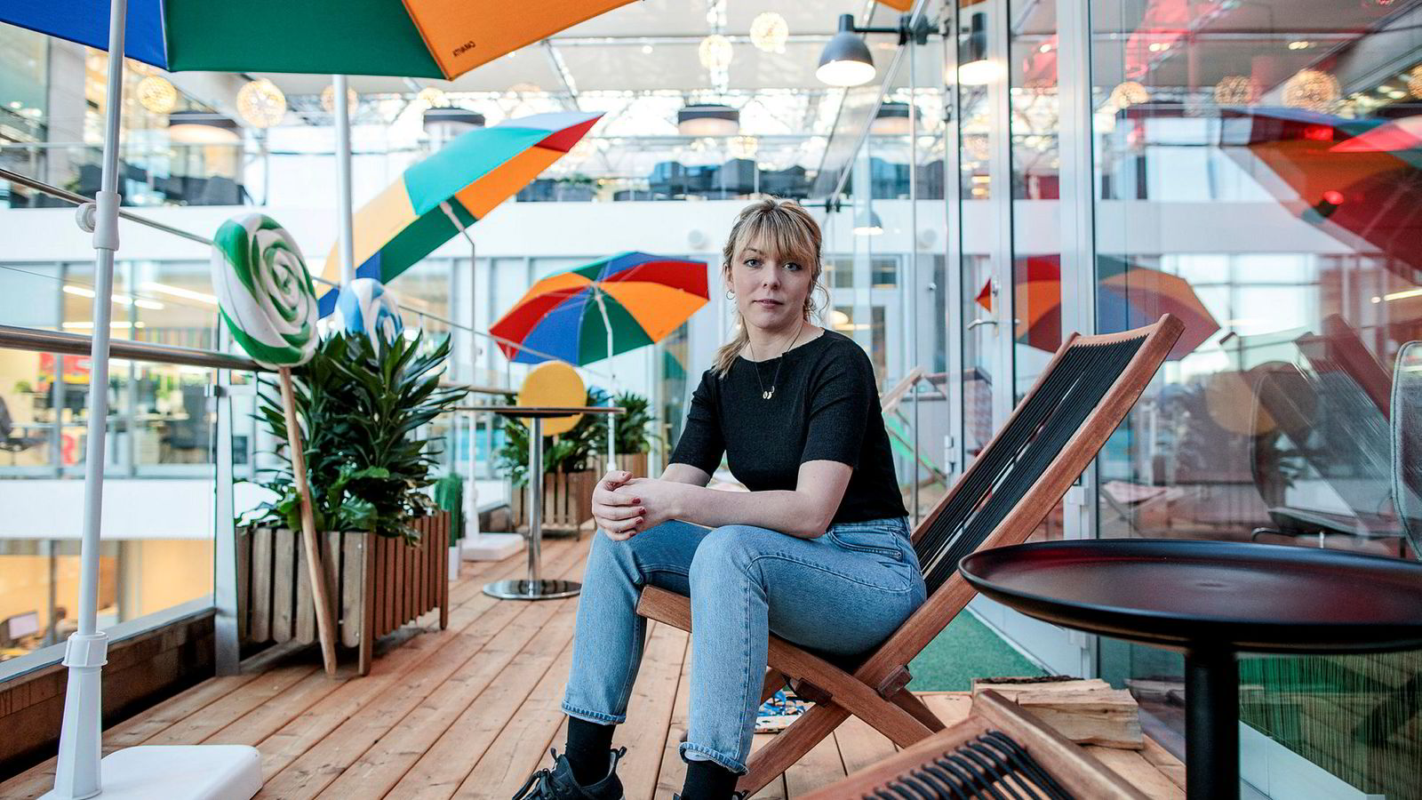 Kommunikasjonssjef Helle Skjervold i Google Norge vil ikke uttale seg om enkeltsaker, men sier at alle tips om lenkemanipulering ettergås av Google