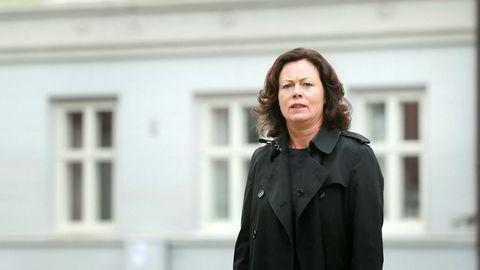 Fremskrittspartiets Solveig Horne sier regjeringen har forandret mening på grunn av sterke reaksjoner.