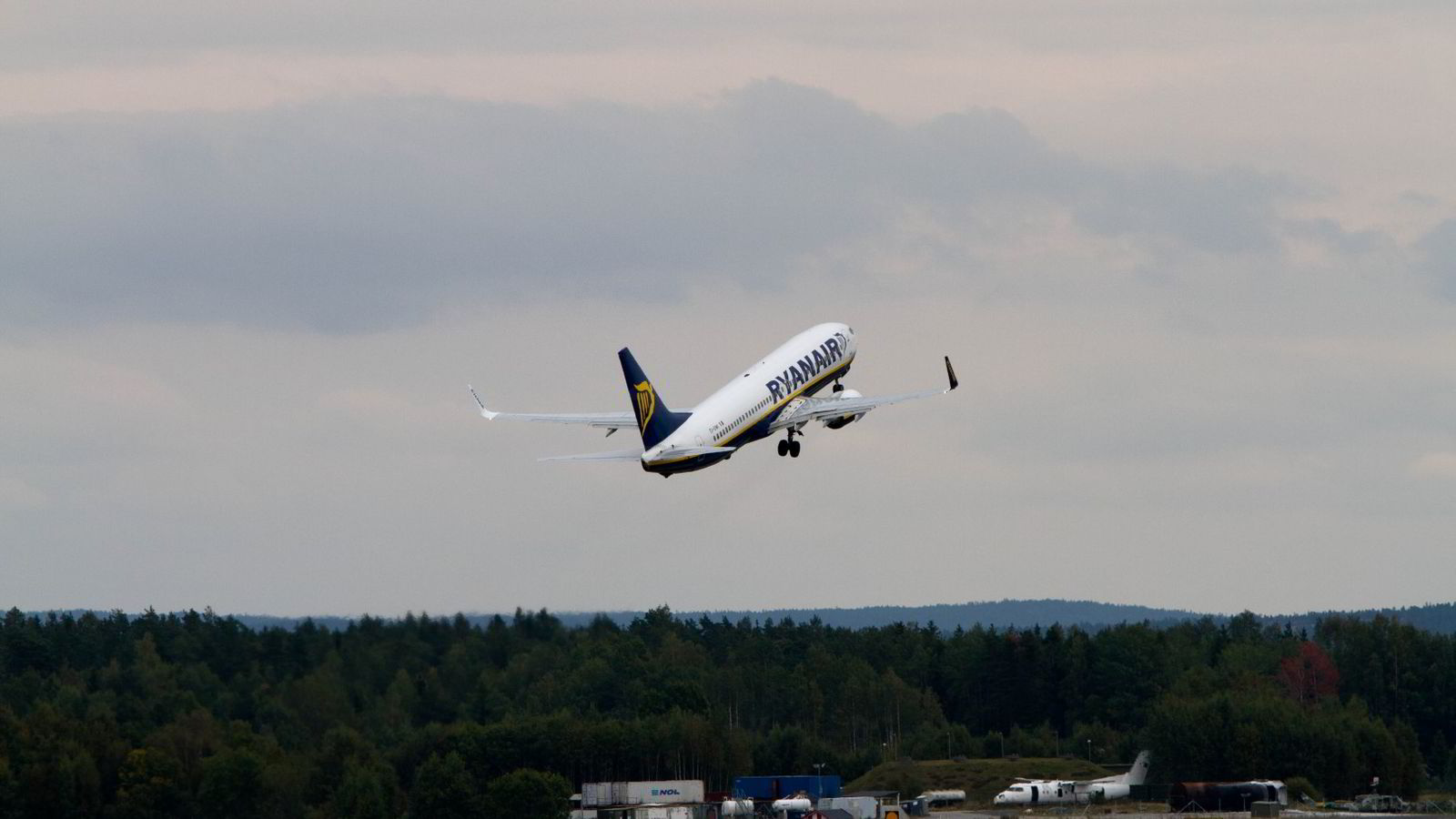 TAPTE I HØYESTERETT. Ryanair.