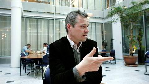 Viktor Jakobsen, daglig leder i EAM Solar, er lettet over at retten i Milano har gitt selskapet medhold i svindelsaken mot Avaleos SA.