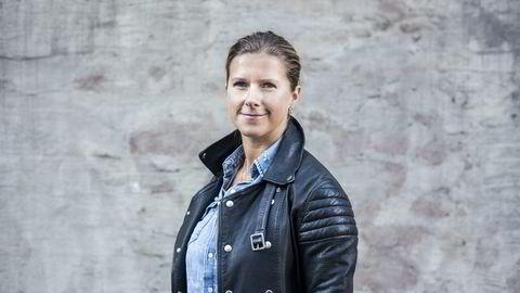 Klesdesigner Camilla Stenberg ble i 2006 kåret til årets nykommer under Oslo Fashion Week, men slo fra seg drømmen om å starte for seg selv – frem til nå. Hun blogger om livet som selvstendig næringsdrivende. Foto: