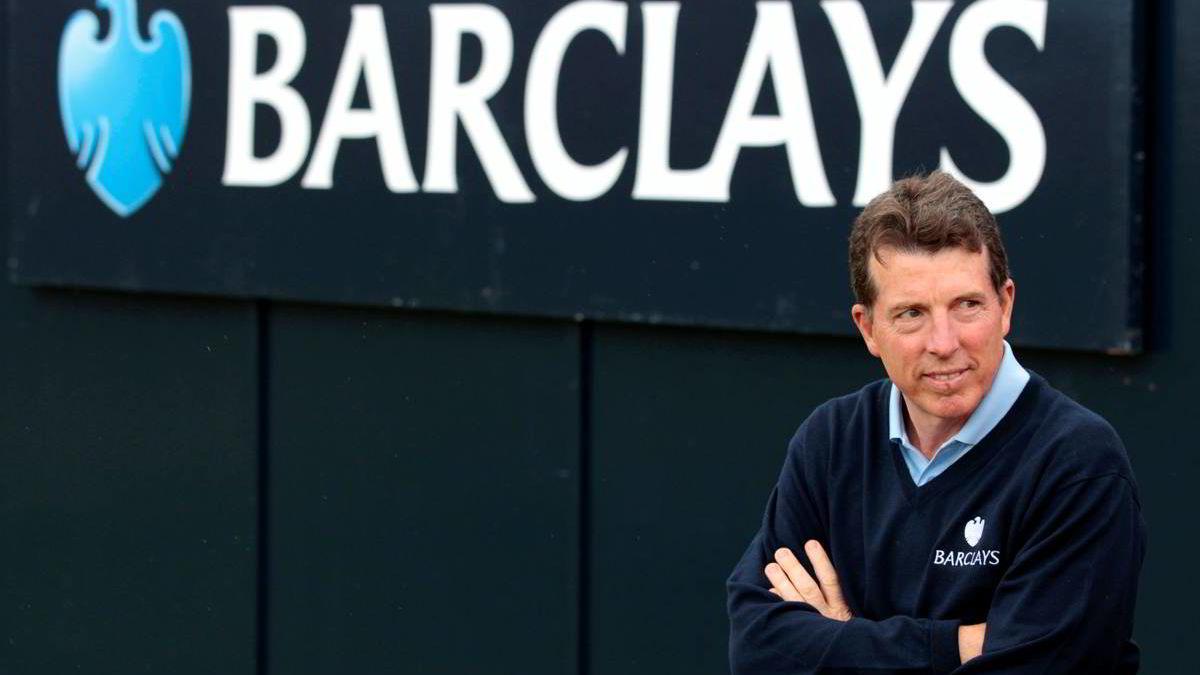 Toppsjef Bob Diamond i den britiske investeringsbanken Barclays.