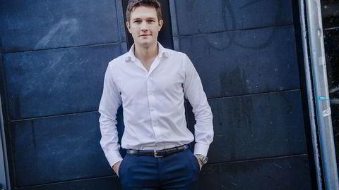 Carl Edvard Endresen er daglig leder i Axo.