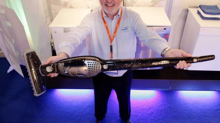 Her er verdens dyreste støvsuger   Finansavisen