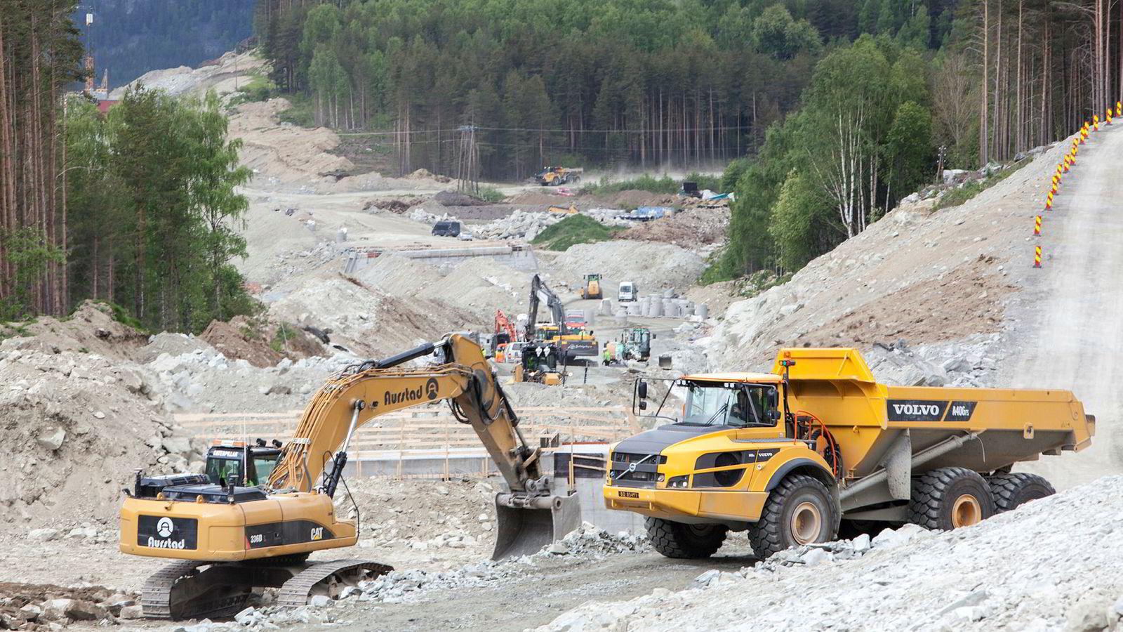 I fjor meldte SSB at produktiviteten i bygg- og anleggsnæringen har falt med ti prosent siden år 2000. I den samme perioden økte produktiviteten i privat sektor i Fastlands-Norge med 30 prosent.