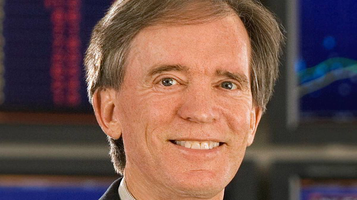Bill Gross leder verdens største obligasjonsforvalter PIMCO. Han er svært populær blant investorene.
