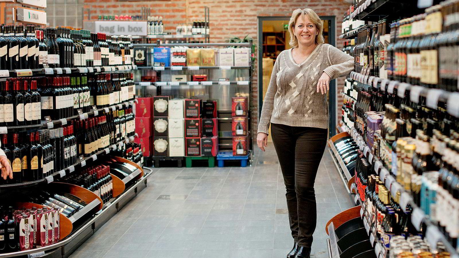 Elisabeth Hunter er ny administrerende direktør i Vinmonopolet.