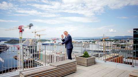 DNB-sjef Rune Bjerke mener flere arbeidsgivere burde tenke «utenfor boksen» når de rekrutterer.