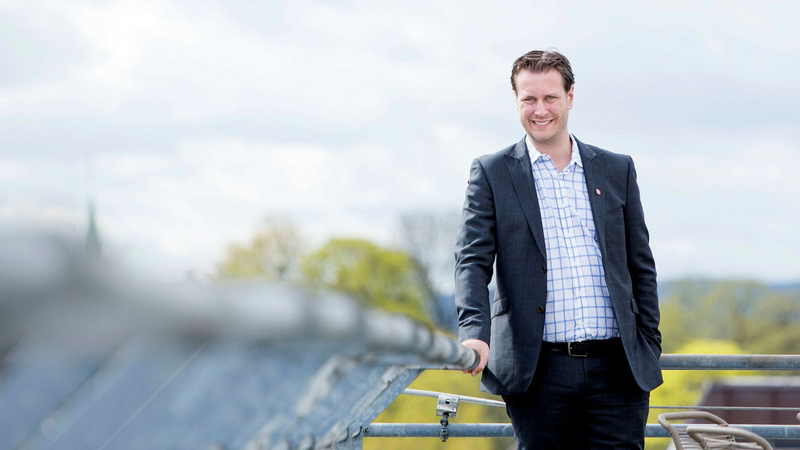 Frps stortingsrepresentant Helge Andre Njåstad er sterk motstander av eiendomsskatten.