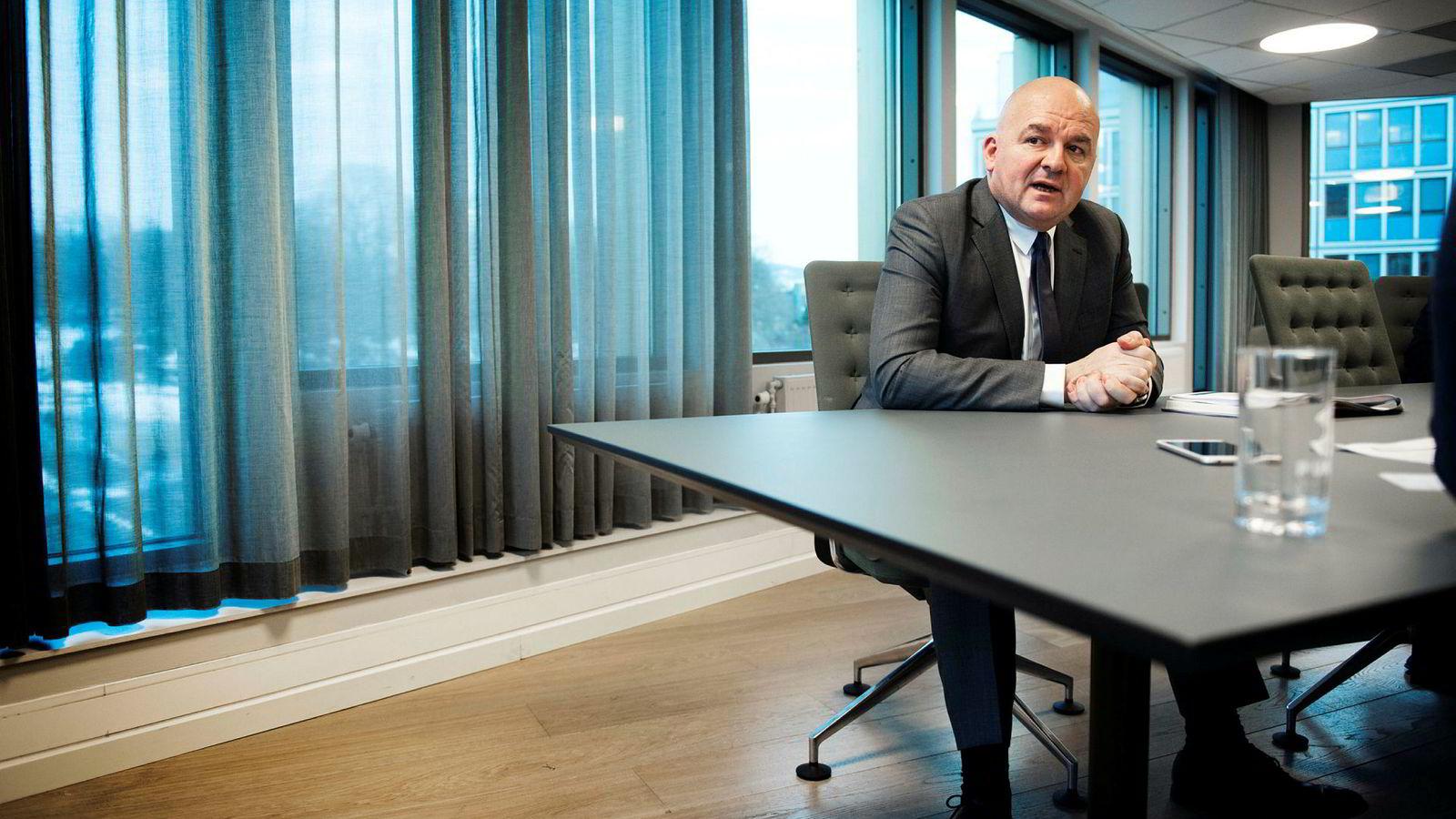 – Så snart de regulatoriske myndighetene har godkjent transaksjonen og enkelte andre forbehold er oppfylt, er vår plan å gjennomføre kjøpet, sier Euronext-sjef Stéphane Boujnah.