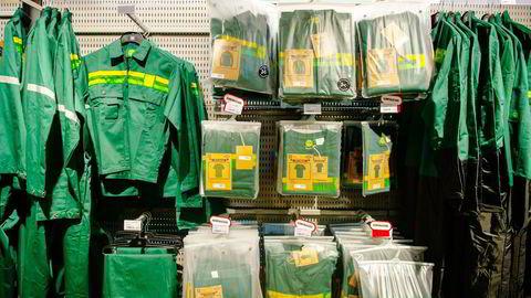 Felleskjøpet har kjøpt 100 butikker i Sverige og har planer om 50 butikker i norske kjøpesentre. Her fra Felleskjøpet på Tunga i Trondheim