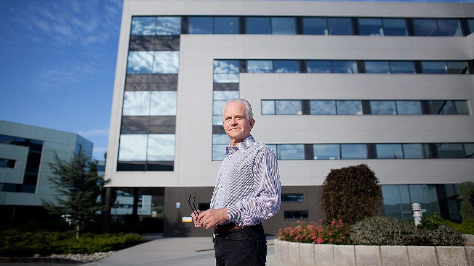 Eni Norges nye administrerende direktør Phil Hemmens skal rydde opp på Goliat-plattformen.