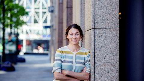 Sissel Leire, styreleder i Kruse Smith, er opptatt av at kapitalen hun har arvet skal vokse og brukes for å gjøre verden til et litt bedre sted å være.
