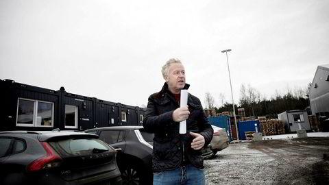 Avfallsmillionær Jonny Enger (51) har kjøpt leilighet for 45 millioner kroner på Tjuvholmen i Oslo samtidig som det har blåst friskt rundt selskapet hans Veireno det siste halvåret. Foto: Tomm W. Christiansen/Dagbladet