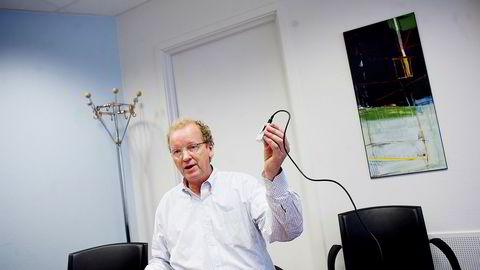 Tore Etholm-Idsøe har bakgrunn som konsernsjef og styremedlem i Next Biometrics Group.