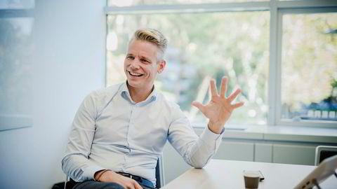 Mangeårig Schibsted-mann Sondre Gravir skal styre Sats mot å bli ledende innen treningssentre i Europa.