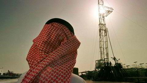 Saudi-Arabia må ha en oljepris på 95 dollar fatet for at statsbudsjettet for 2019 skal gå i balanse, ifølge Carnegie.
