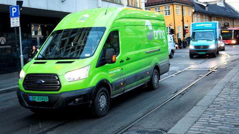 Transportselskapet Bring er rapportert til Arbeidstilsynet for sosial dumping.