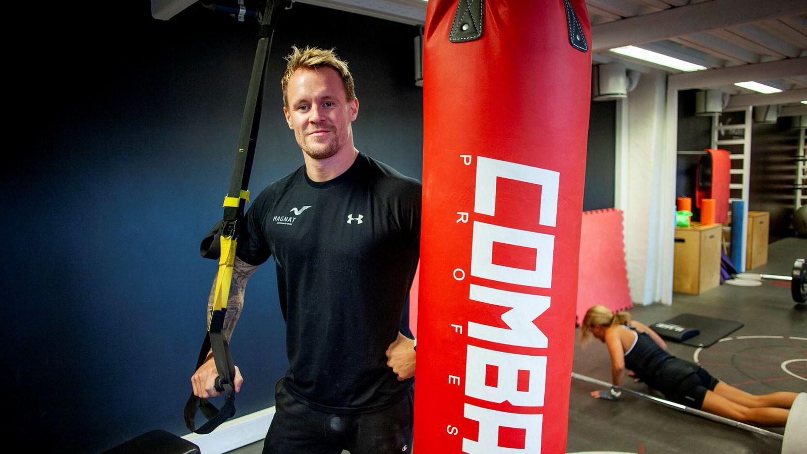– Jeg trener flere familier og kjenner meg ikke igjen, sier personlig trener hos Magnat, Tomas Fjeldberg.
