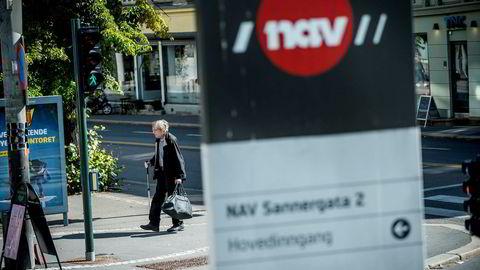 Kan det være at Nye arbeids- og velferdsforvaltningen, svært godt kjent som NAV i dag, valgte en bedre løsning da de overså retningslinjene til Språkrådet?