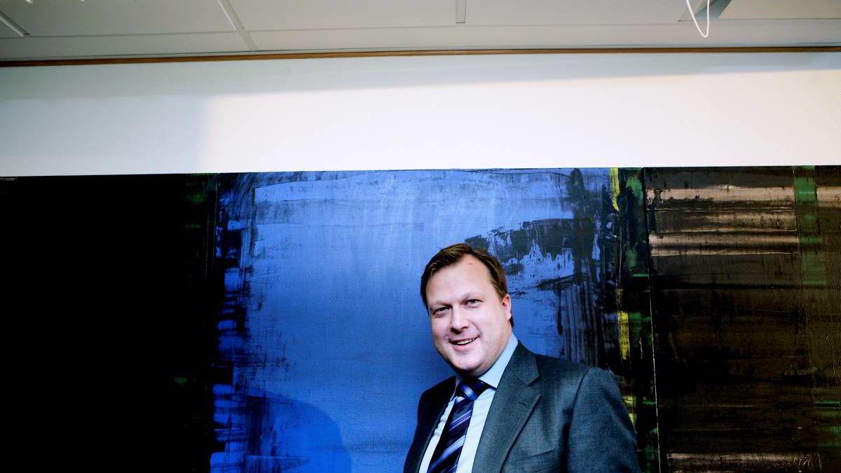 Joachim Høegh-Krohn.