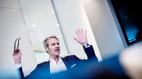 Anders Onarheim kjøpte da Emgs solgte alle sine aksjer i North Energy onsdag. Foto: Fartein Rudjord
