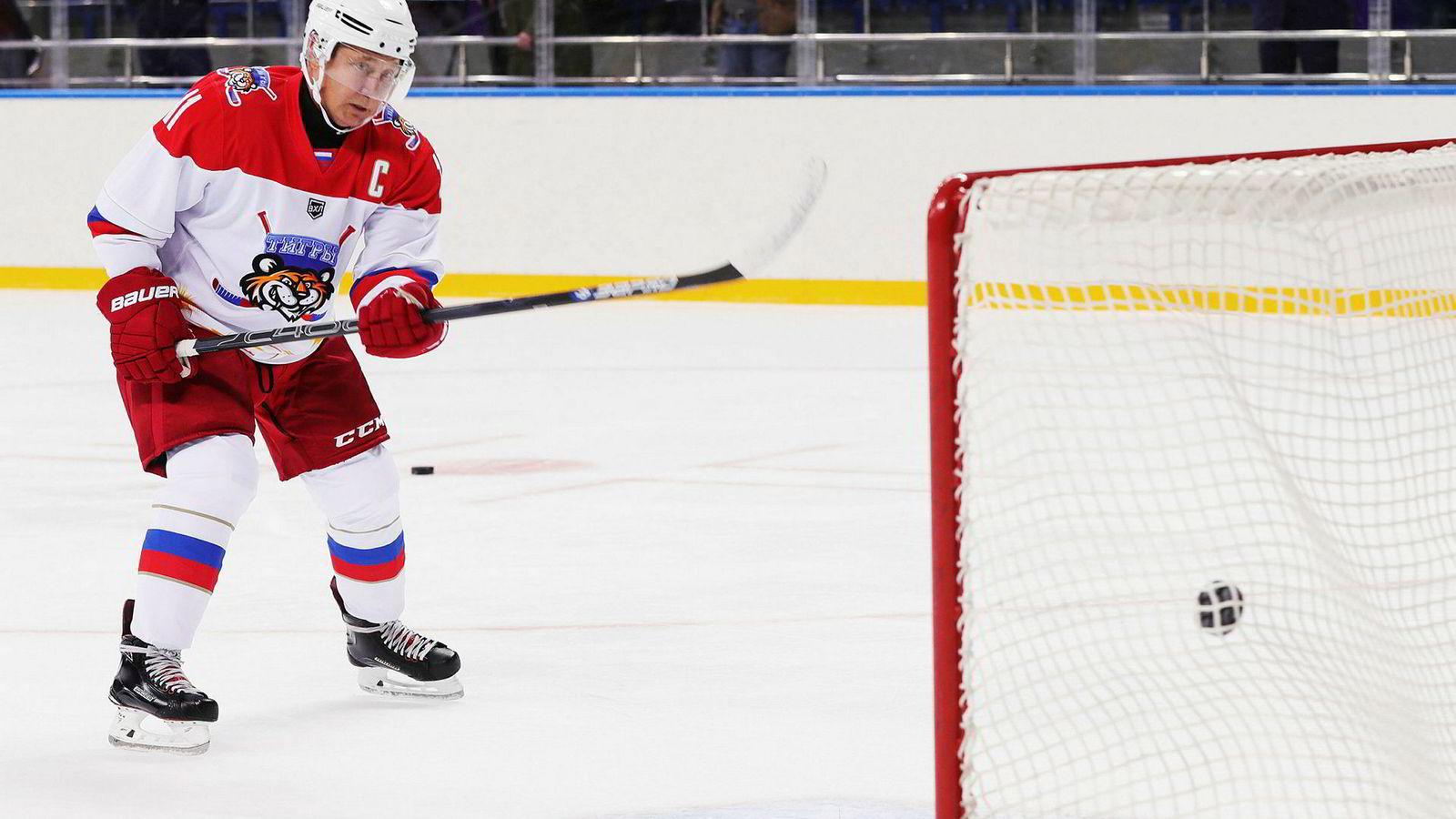 Russlands president, Vladimir Putin, er en av dem som er invitert til å være med i kampen på Nordpolen.