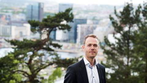- Vi ønsker å innføre Norwegian-modellen i boligmarkedet, sier den nytilsatte sjefen i BN Bolig, Jørn Are Skjelvan. Foto: Per Ståle Bugjerde