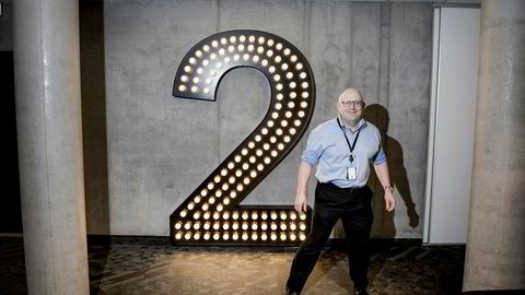 Sumo-sjef Christian Birkeland får hendene fulle hvis TV 2 lar alle Canal Digital-kundene strømme TV 2-kanalene gratis fra natt til 1. juni. Foto: Gorm K. Gaare