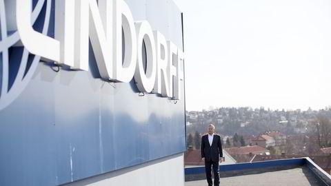 Endre Rangnes forlater Lindorff uten konkrete planer for hva han skal gjøre videre.