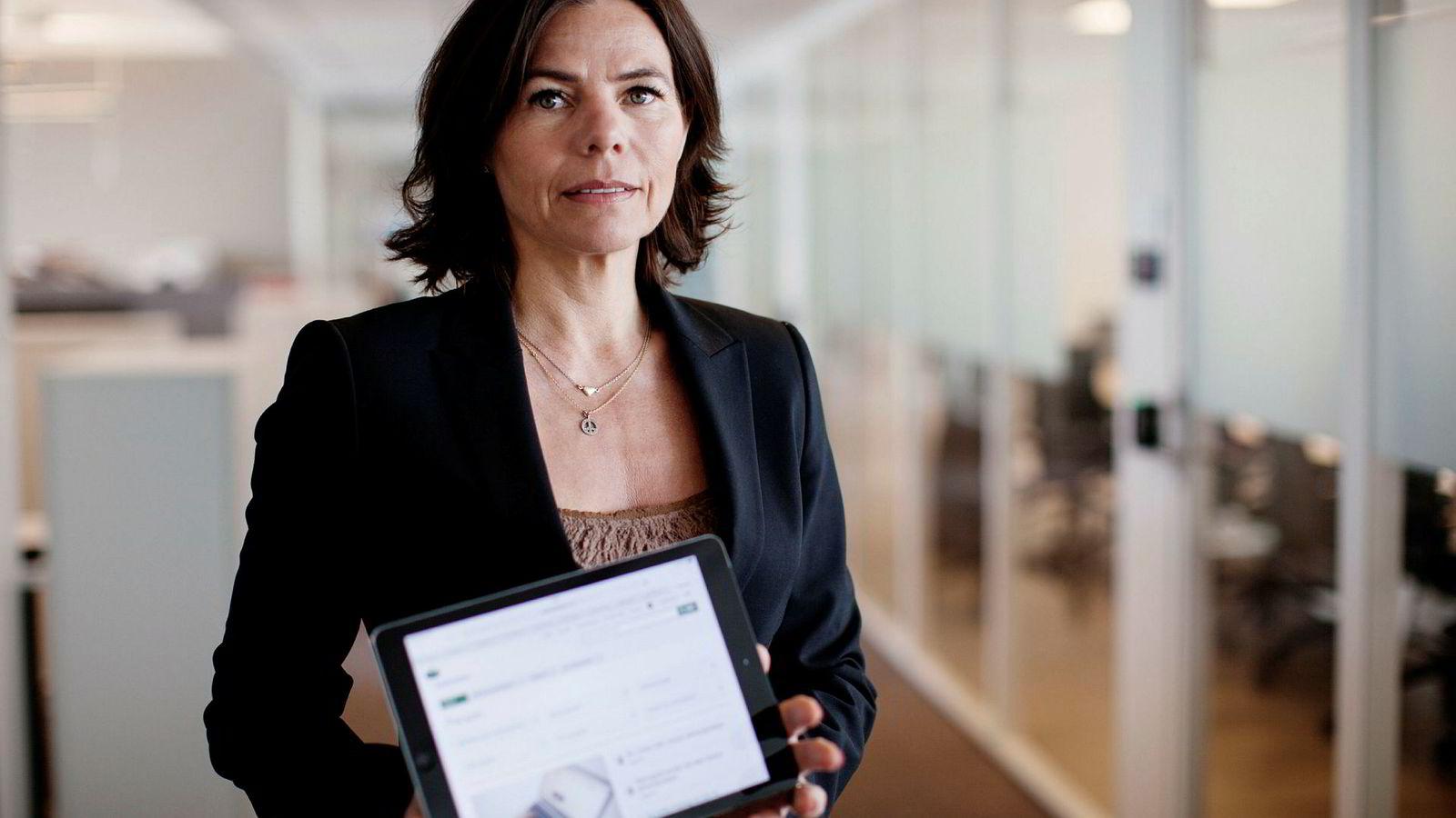– Vi har gjort en feil i selve uttrekket av data slik at vi ikke fikk med oss de aksjer som eies gjennom aksjesparekonto, sier kommunikasjonsdirektør Mariken Holter i Skatteetaten.