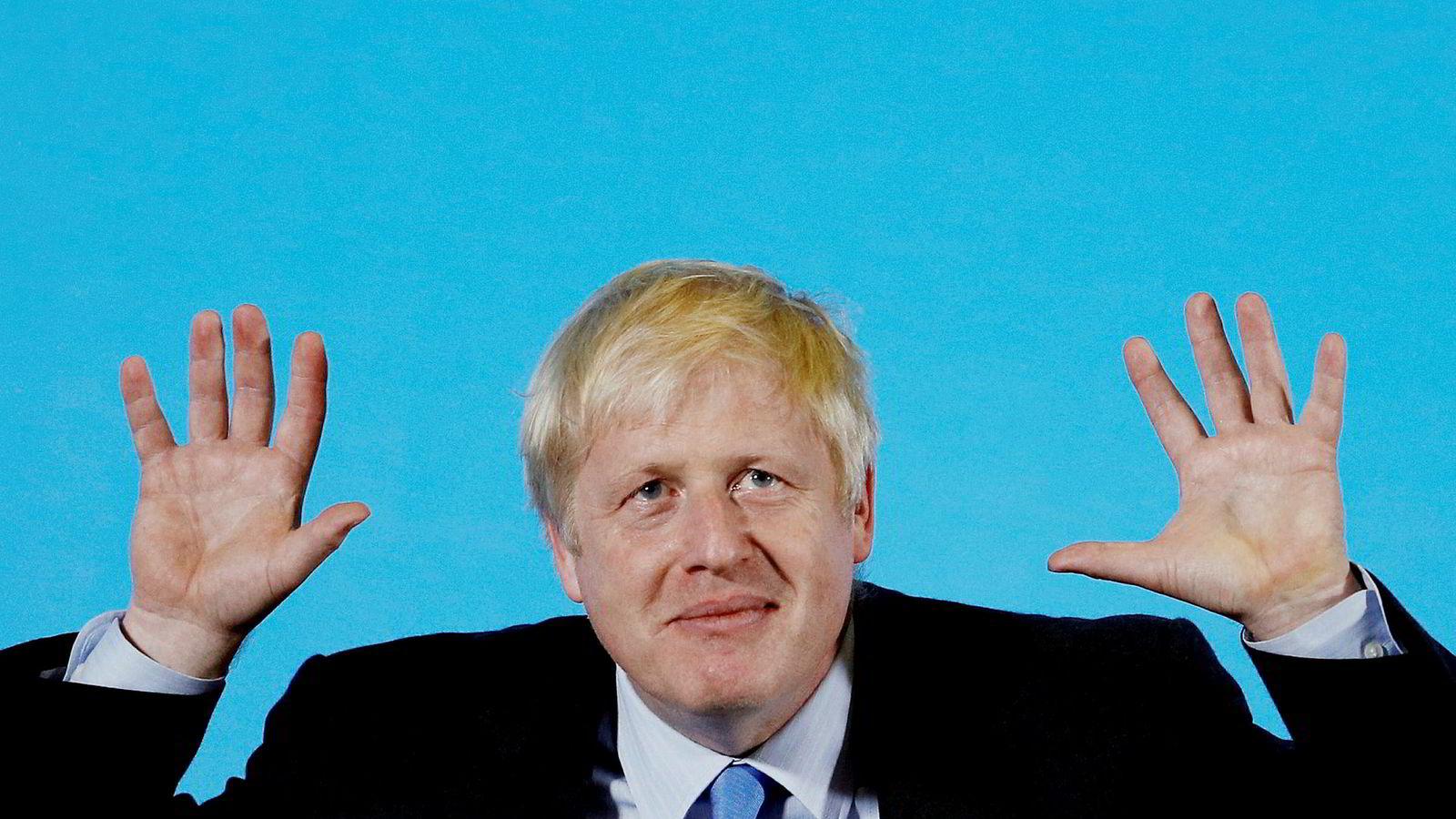Boris Johnson har sagt at han heller vil bli funnet «død i en grøft» enn å be EU om enda en brexit-utsettelse.