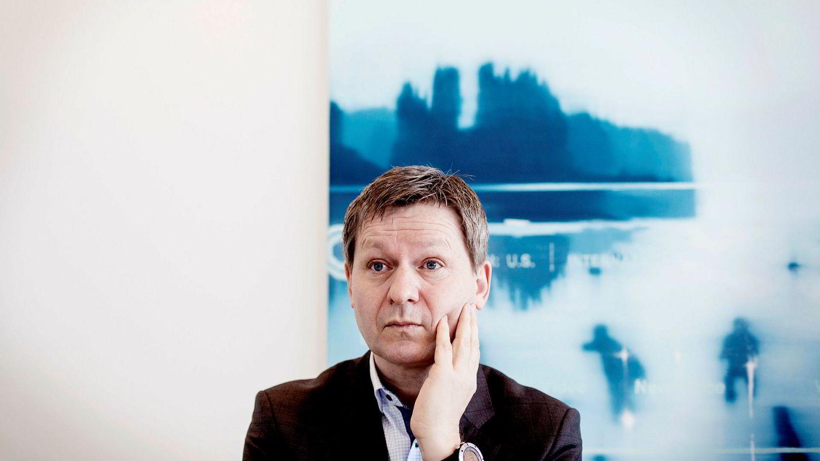 Da Lehman Brothers gikk konkurs for ti år siden, var stemningen blant Pål Ringholms kolleger ganske så laber. – Den eneste som var fornøyd, var jeg, sier Ringholm.