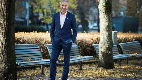 Bjørn-Erik Øye, partner i Prognosesenteret. Foto: Per Ståle Bugjerde