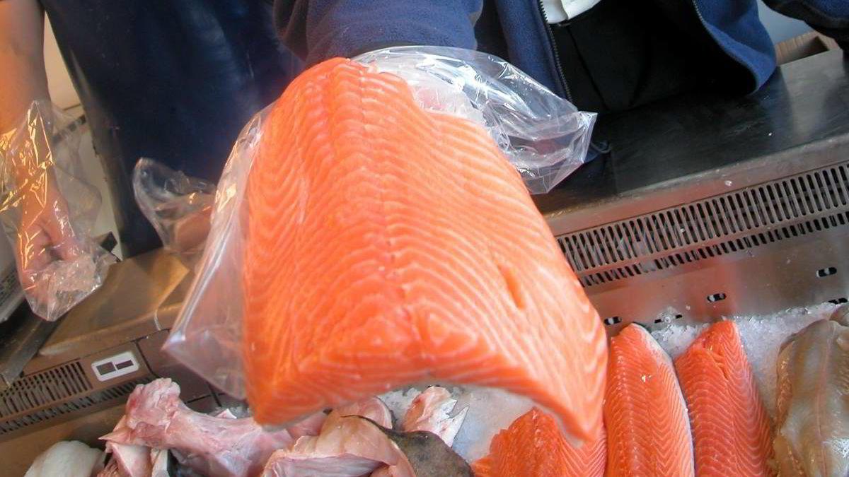 Eksperter Advarte Mot Fet Fisk I 2006 Dn