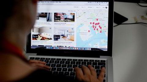 Antall romdøgn som ble reservert gjennom utleietjenesten Airbnb, steg med 45 prosent i 2018 sammenlignet med året før, ifølge NHO Reiselivs beregninger.