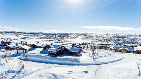 Den to mål store eiendommen Langetjødnvegen 43 på Geilo er solgt.