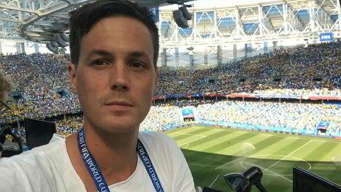 Øyvind Brenne ny utviklingsredaktør i VG. Brenne har jobbet i VG siden 2010, og ledet sportsredaksjonen siden 2013.