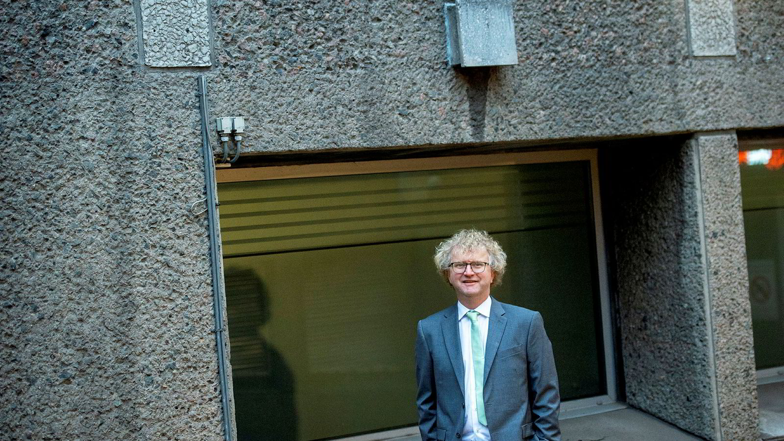 Sjeføkonom Jan Ludvig Andreassen i Eika Gruppen er svært opptatt av hvordan befolkningsvekst påvirker økonomien.