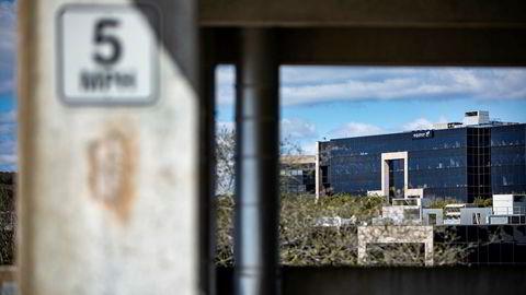 Her er Equinors kontorer i Austin. Nå legger selskapet ned virksomheten.